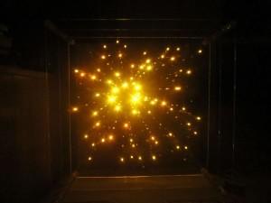 Arduino-light-sculpture